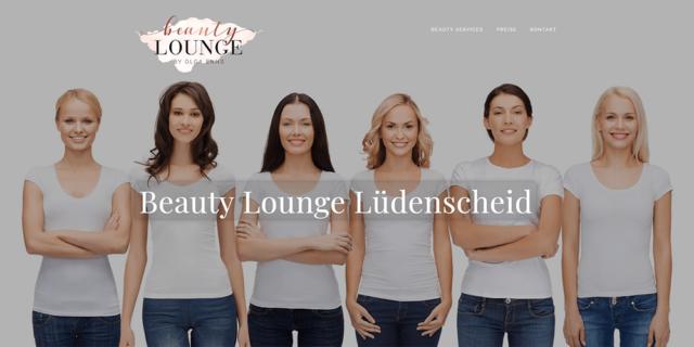 Beauty Lounge Luedenscheid