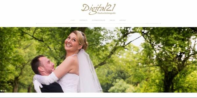 Digital21 Hochzeitsfotografie